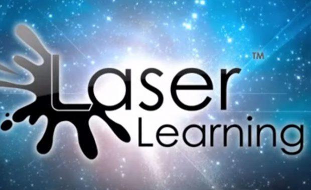 Laser Learning logo