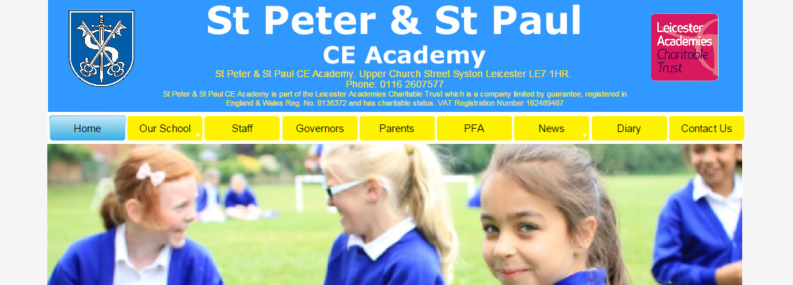St Peter and St Paul Academy Case Study