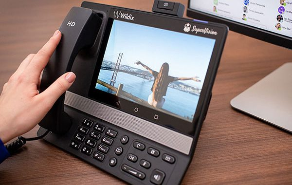 wildix communications endpoints supervision handset