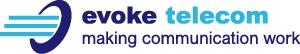 Evoke Telecom logo