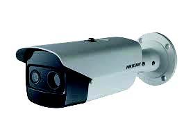 ICOMERA body temperature camera