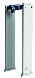 ICOMERA metal detector door